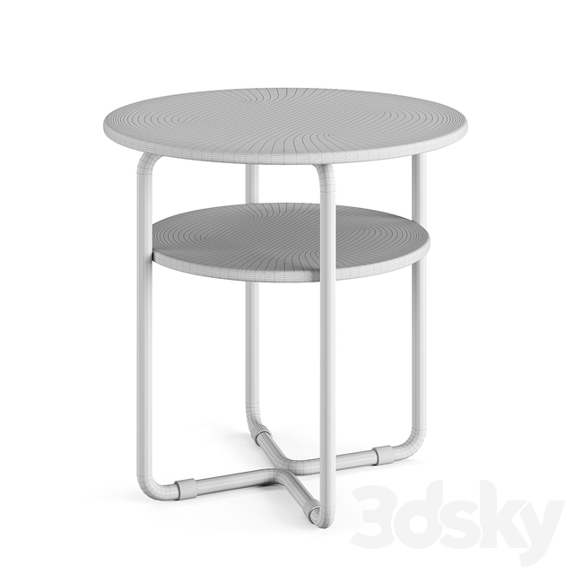 Coffee table Bauhaus