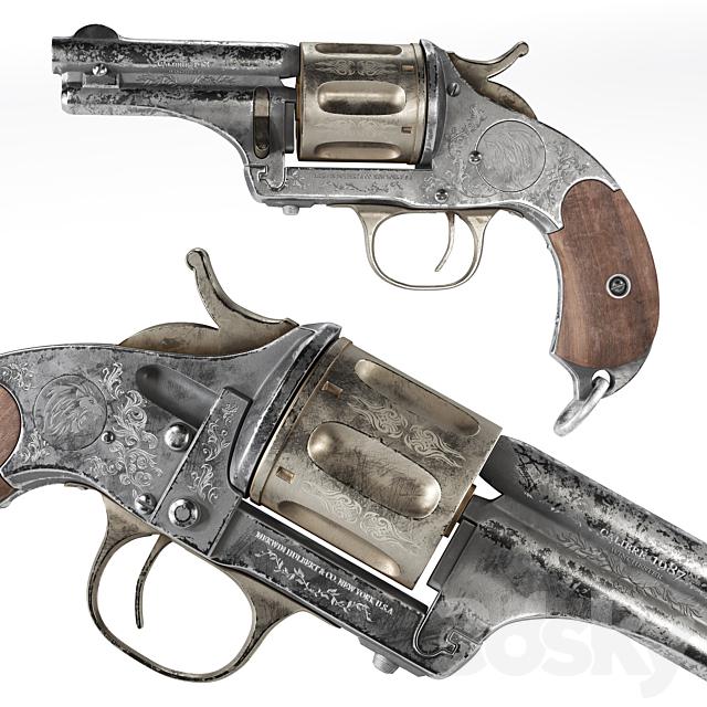 Merwin Halbert Revolver