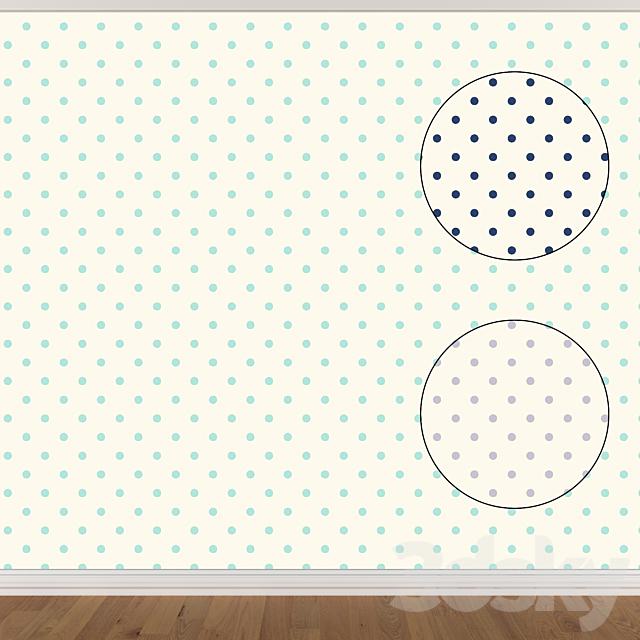 Wallpaper Set 972 (3 colors)