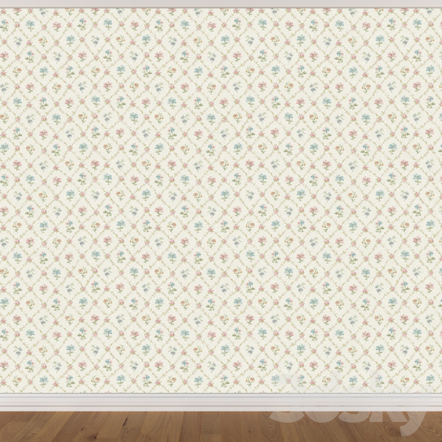 Wallpaper Set 978 (3 colors)