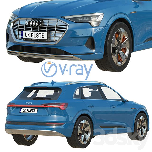 Audi e ‑ tron 2020
