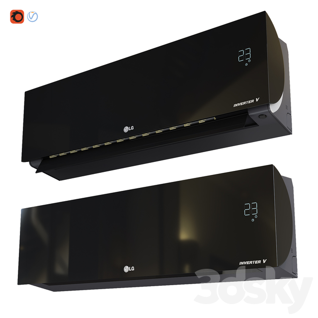 Air conditioning ARTCOOL Slim LG