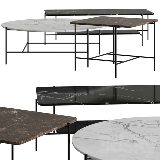 Lebom Sofia Coffee Tables