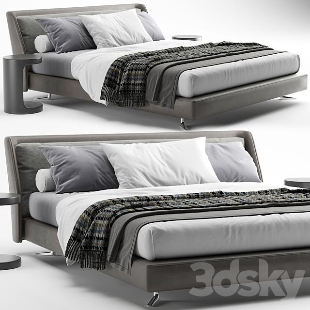 Bed spencer minotti