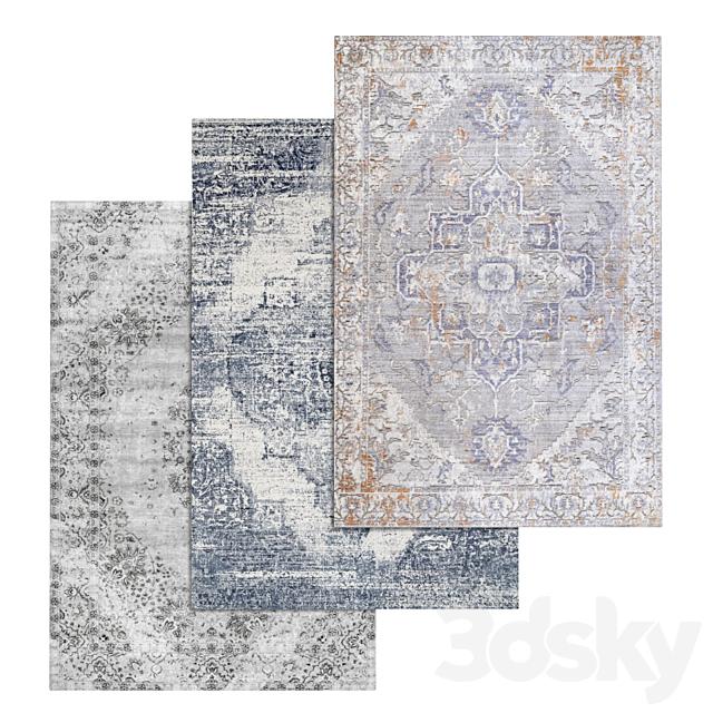 Carpets Set 1420