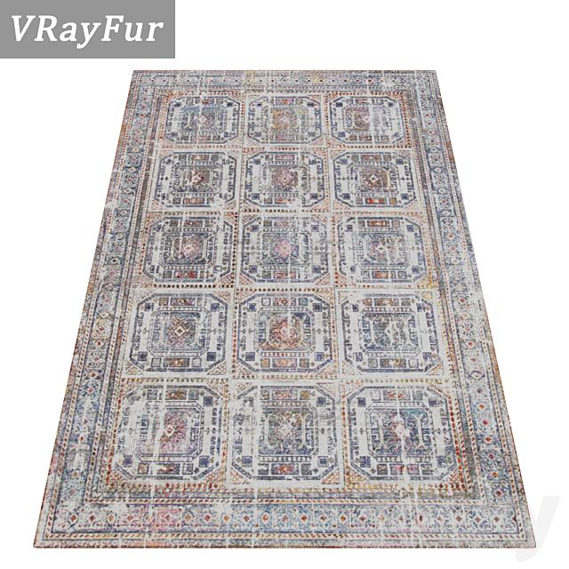 Carpets Set 1427