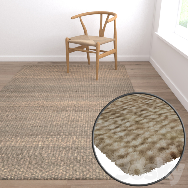 Carpets Set 1438