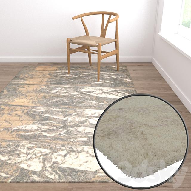 Carpets Set 1439