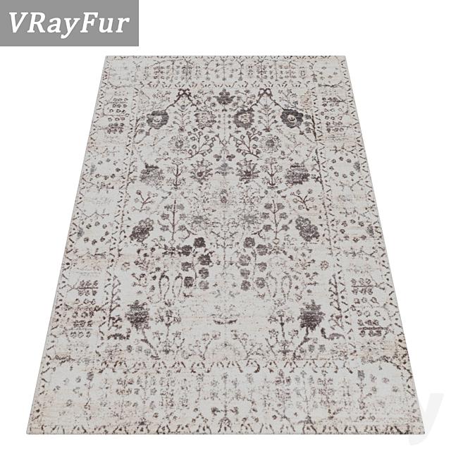 Carpets Set 1451