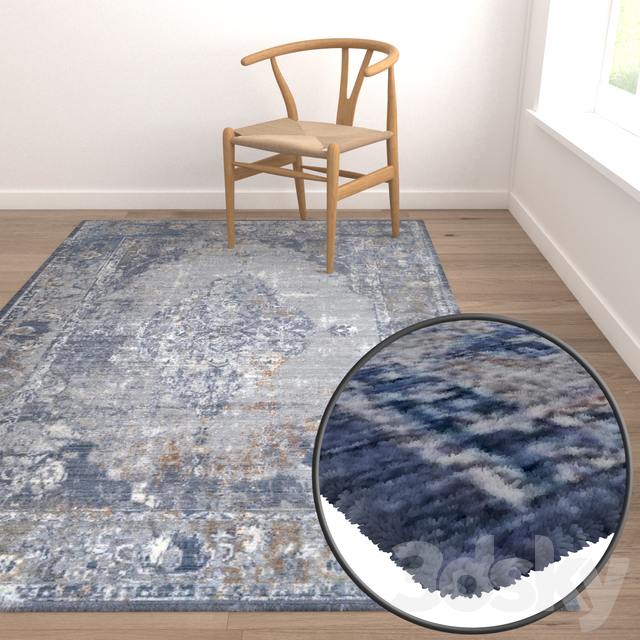 Carpets Set 1454