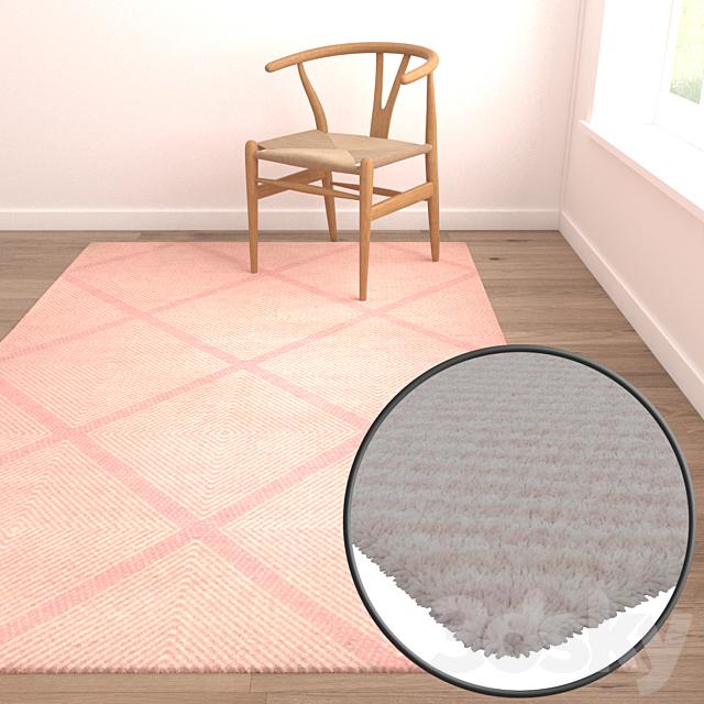Carpets Set 1456