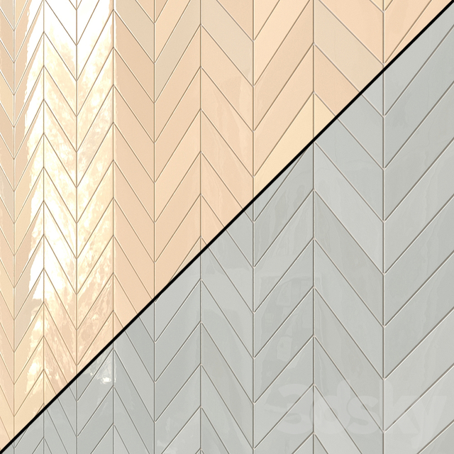 Chevron Ceramic 12 types