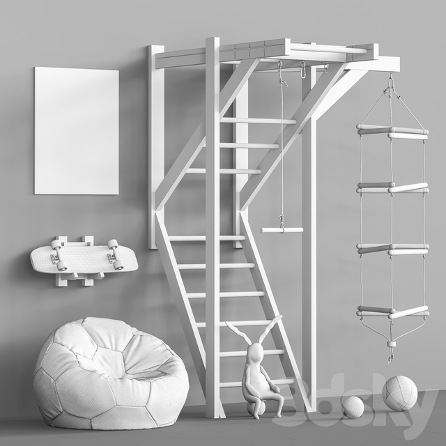 Toys and furniture set 79