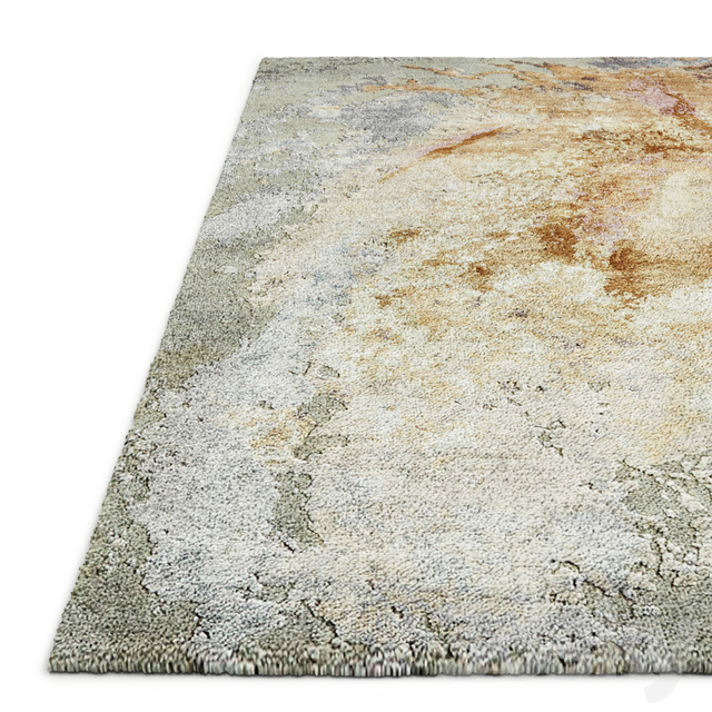 Knotted Galaxy Rug by John Lewis & Partners