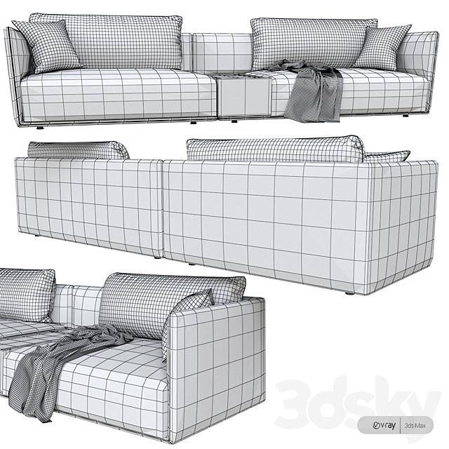 Elan New Dining Sofa Set