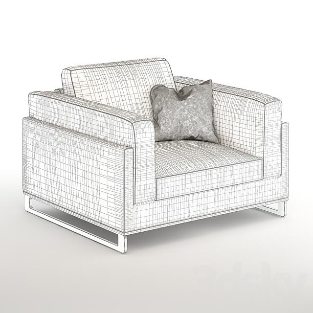 arm chair0014