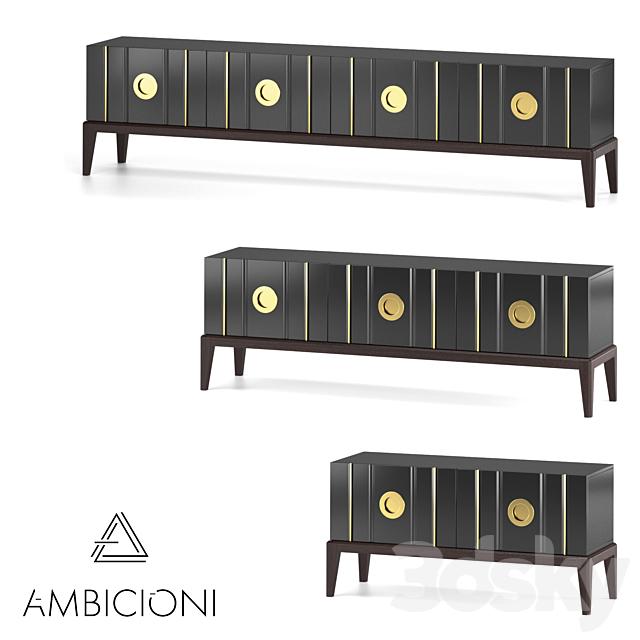 Chest of drawers Ambicioni Bernetto 5