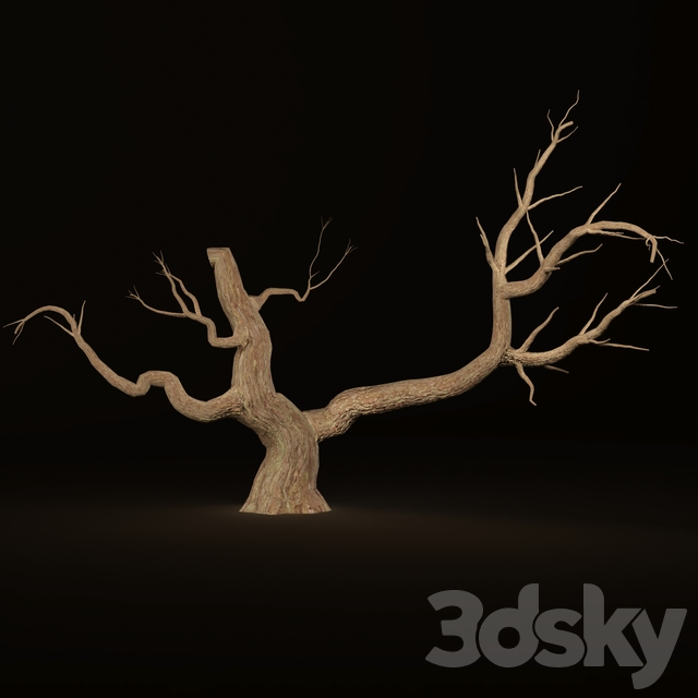 3 tree game and decor