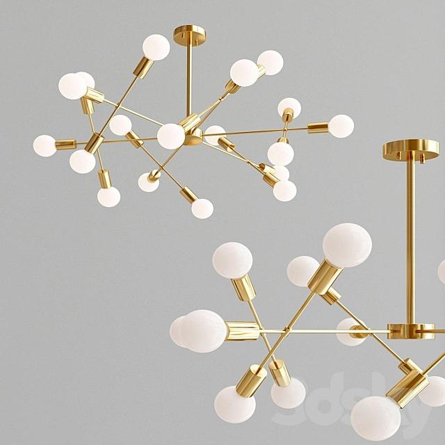 Nordic Chandelier Lighting