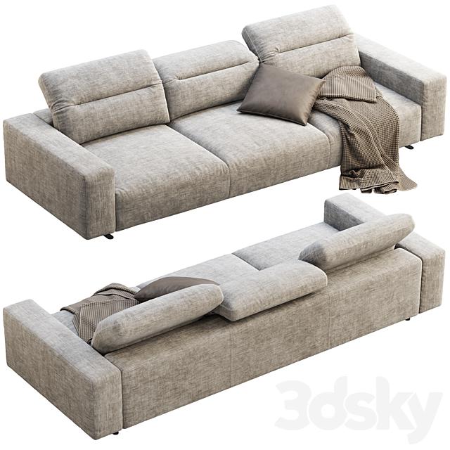 BoConcept Hampton 3-seater sofa