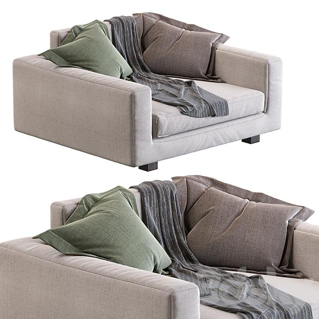 Nebula nine armchair