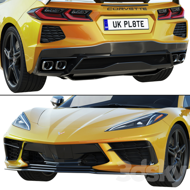 2020 Chevrolet Corvette C8 Stingray