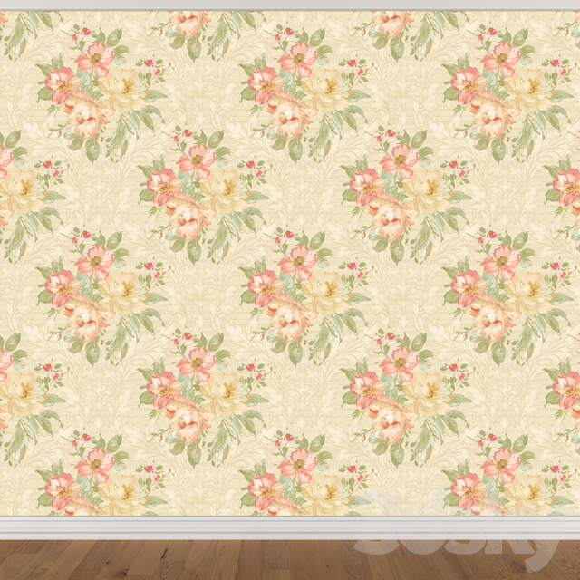 Wallpaper Set 1251 (3 colors)