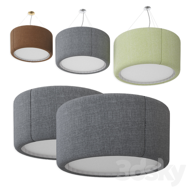 Silenzio By Luceplan Suspension Lamps