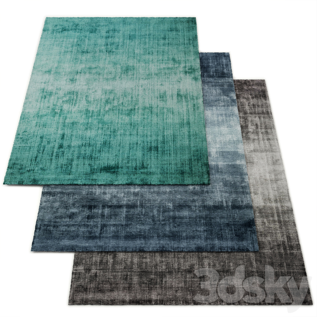 Ombre Rug by Benuta Collection