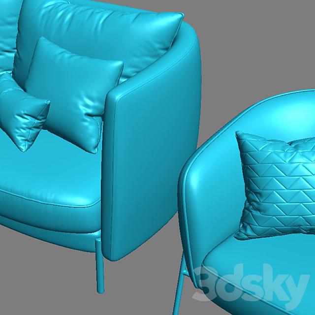 La Redoute. Laika sofa. AM.PM. Arcus sofa.