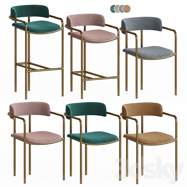 Lenox Chairs Set Westelm
