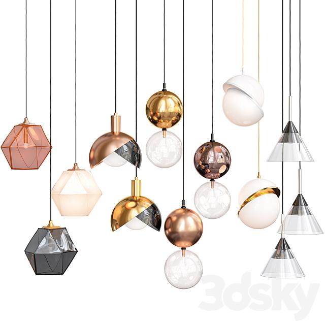Super Exclusive Pendant Lights Set-13