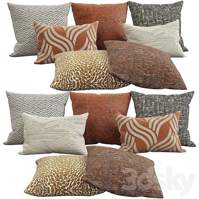 Decorative pillows, 67