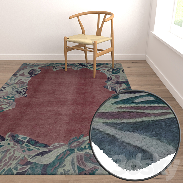 Carpets Set 1934