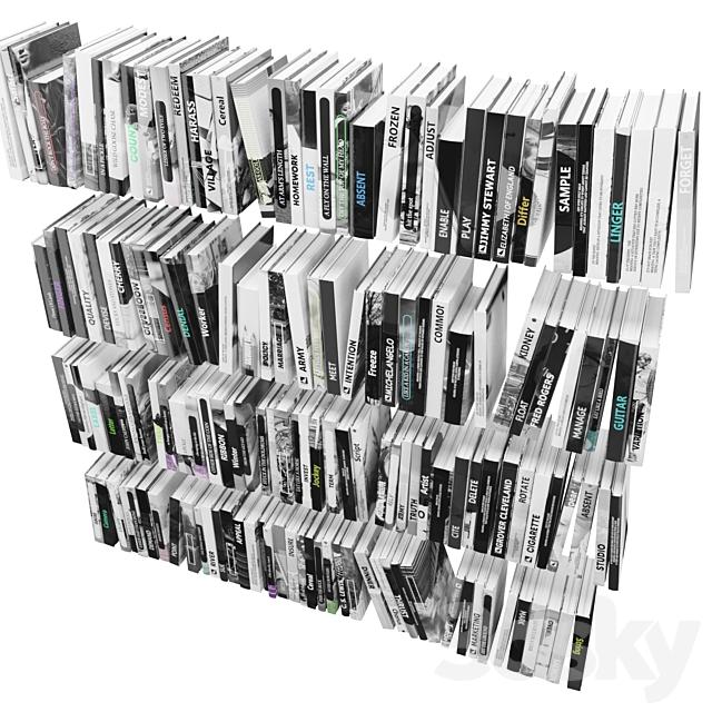 Books (150 pieces) 2-5-2-5