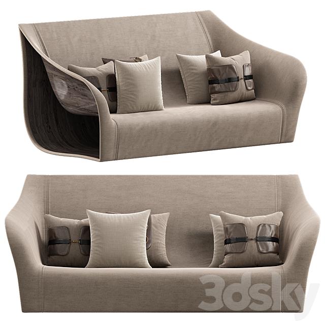 Split Chairs Alex Hull Split Sofa