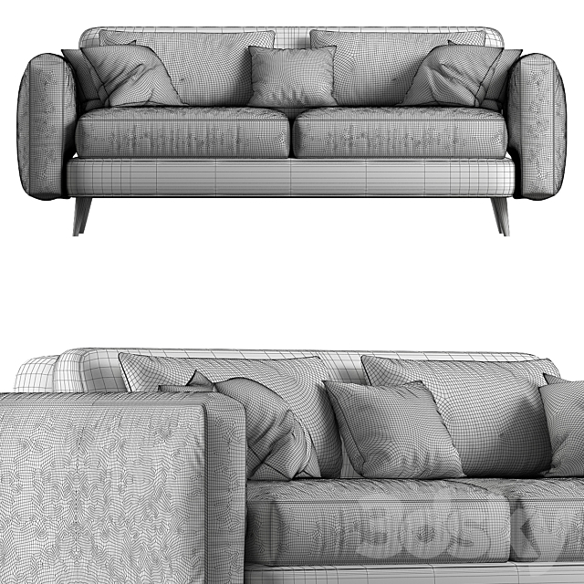Modern Sofa Styles small Living roomModern Sofa Styles small Living room №2