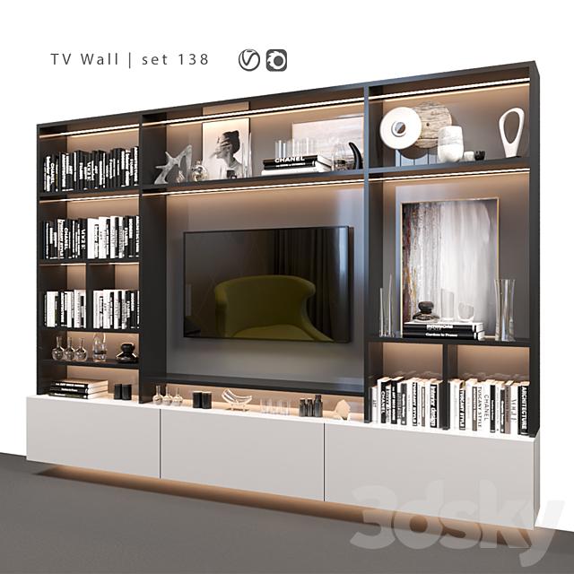 TV Wall | set 138
