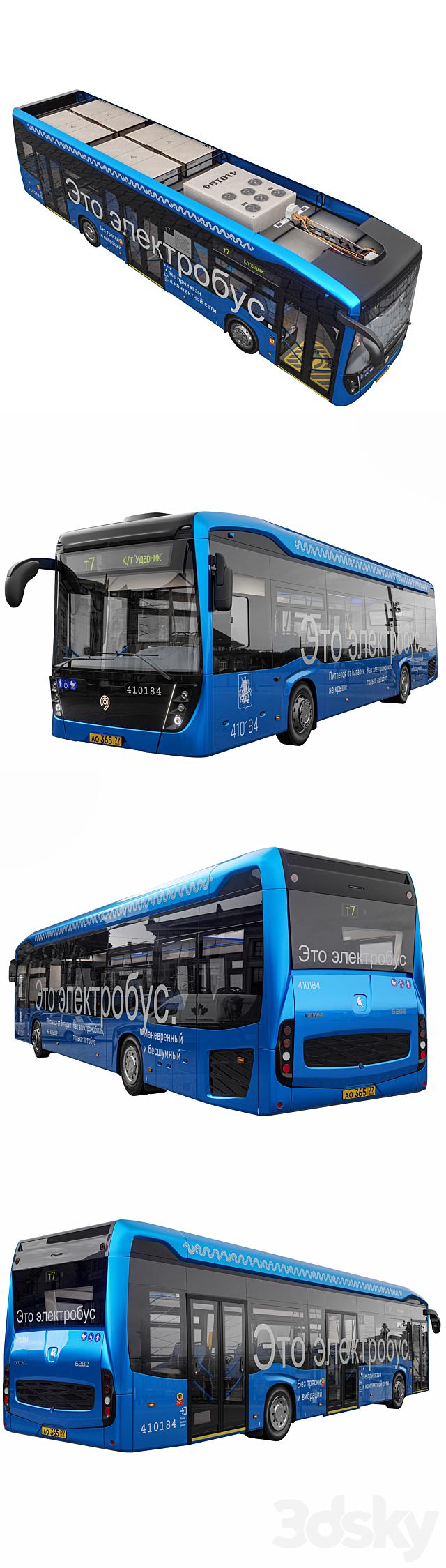 Electrobus Kamaz-6282