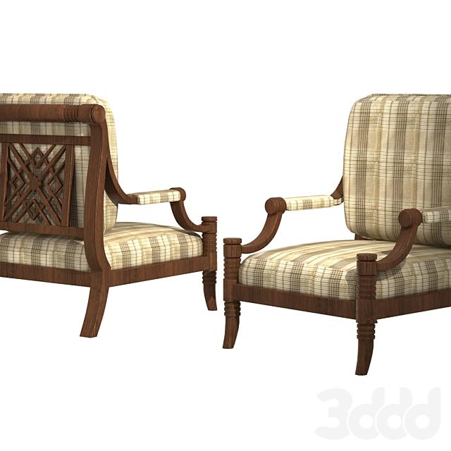 кресло Artistic Lucca Chair