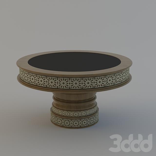 столик в восточном стиле