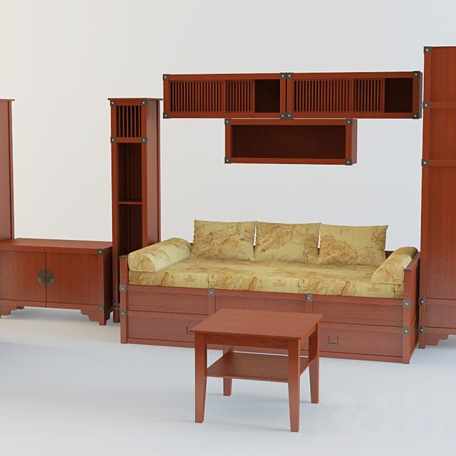 Детская мебель VOX