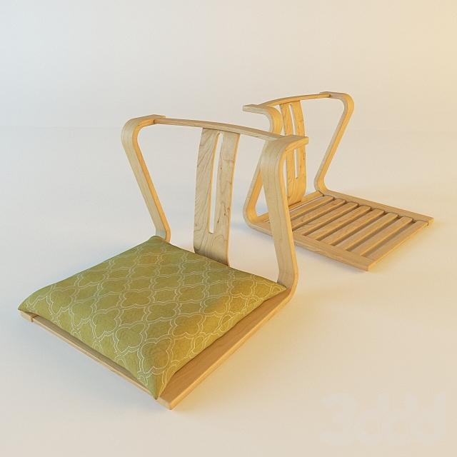 Японский стул Hara design
