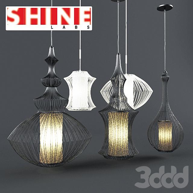 Shine labs / Paavo Pedant Lamp