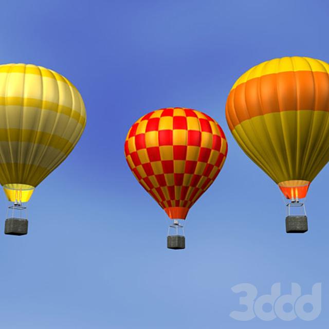 Воздушный шар (лет. аппарат)