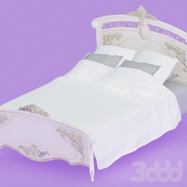 Коллекция reggenza  luxury lacca antica кровать