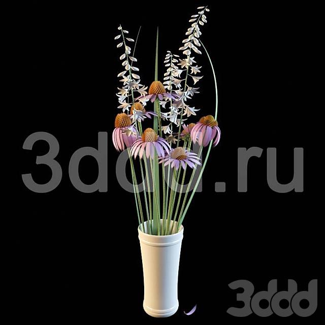 3DDD FLOWERS