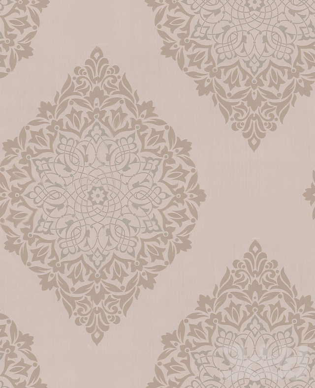 Graham & Brown Tattoo Wallpaper, Orchid Gold, 30-417
