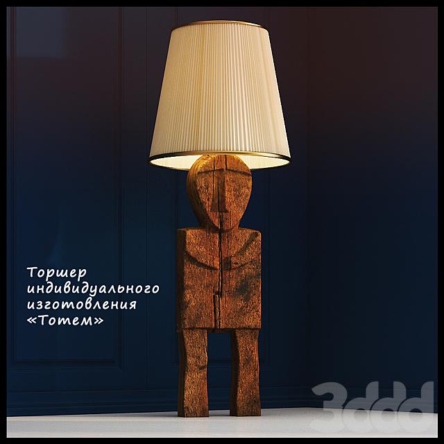 Торшер Тотем