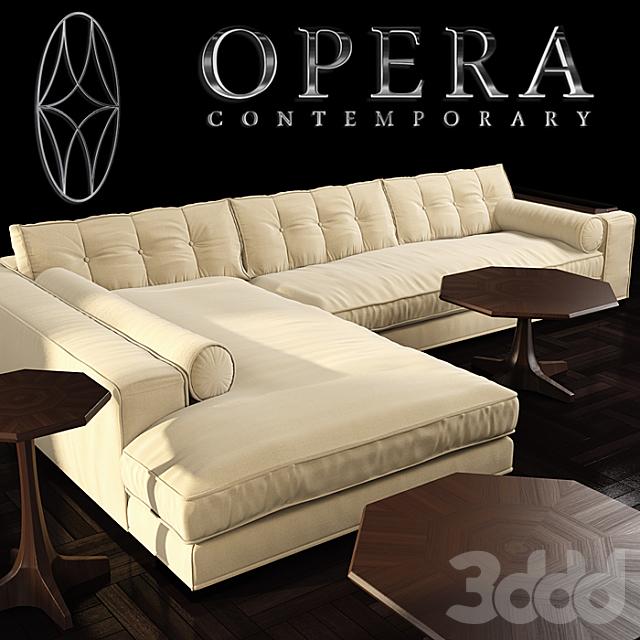 Opera MAVRA modular sofa
